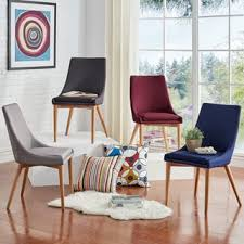 sasha oak barrel back dining chair set of 2 inspire q modern