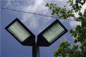 led parking lot lights with timer