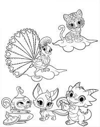 Showing 12 coloring pages related to rappers. All Lovely Pets In Shimmer And Shine Coloring Page Free Printable Coloring Pages For Kids