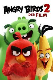 Cineamo - FK: Angry Birds 2 - Der Film im Kino am 12.08.20