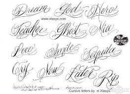 Letters For Tattoos Names Template Gorgeous Script Name Tattoos Best Tattoos Search And Lettering For Letters