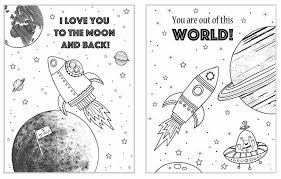 Small Picture Outer Space Coloring Pages BugabooCity
