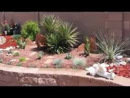 Small Picture Easy Cactus garden ideas YouTube