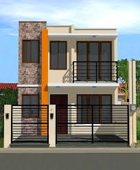 house design plans for small lots collection beautiful narrow house design for a 2 floor inspirational