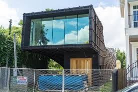 modern architectural design. The J-House, A Private Residence Still Under Construction On Upperline Street Just Off Modern Architectural Design
