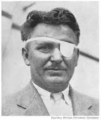 Image result for 1933 – Aviator Wiley Post returns to Floyd Bennett Field in New York City, completing the first solo flight around the world in seven days, 18 hours and 49 minutes.