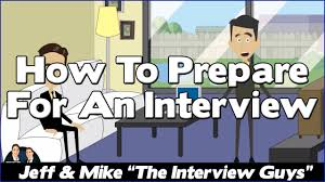 job interview tips how to prepare for a job interview