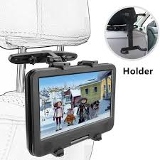 <b>New Universal Adjustable</b> Car Seat Headrest Mount Holder for Pad ...