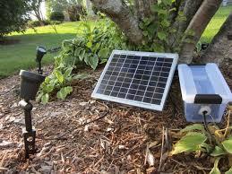 Solar Power Garden Lights India  Home Outdoor DecorationLed Solar Powered Garden Lights