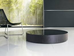 innovative contemporary round coffee table with coffee table contemporary glass round berkeley 12in