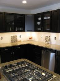 image of led kitchen under cabinet lighting also recessed lighting options light cabinets contemporary track lighting cabinet accent lighting