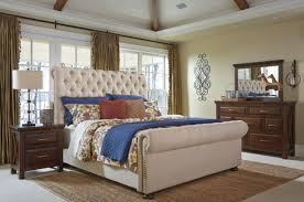 Loving Family Bedroom Furniture Loving The Beautiful Windville Upholstered Bed Perfect For Your
