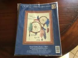 Dream Catchers Inc Candamar Designs Inc Counted Cross Stitch Kit 'DREAM CATCHERS 16
