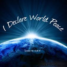 Image result for world peace quotes