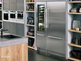 Side By Side Kühlschrank In Küche Integrieren Home Ideen