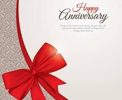 Anniversary Ribbon Happy Anniversary Vector Art Graphics Freevector Com