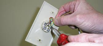 how to install a phone jack today s homeowner slipping phone wire on terminal