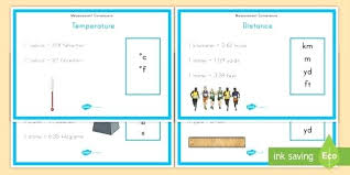 English And Metric Measurements Seaweehee Com
