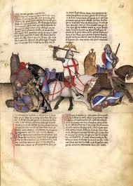 manuscript miniatures bnf fran ccedil ais queste del saint graal miniature expositions bnf fr arthur livres queste zooms fr 343 014 jpg