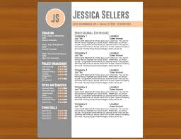 doc doc portfolio word template modern resume portfolio word template