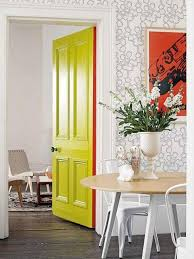 paint interior doors30 Creative Interior Door Decoration Ideas Personalizing Home