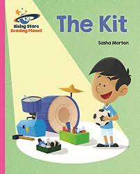 Reading Planet - The Kit - Pink A: Galaxy by Sasha Morton
