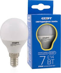 "LED-Sphere-E14-7W27, <b>Лампа светодиодная</b> ""<b>шар</b>"" 7Вт, 220B ..."