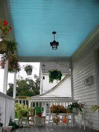 haint blue a traditional paint color