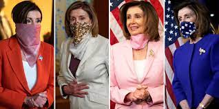Nancy Pelosi Shows Personal Style with ...