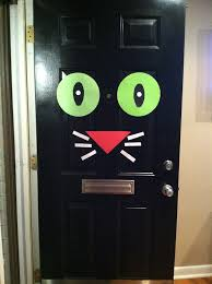 office door decorating. Awesome Front Door Decoration My Office Black Halloween With Decorating Ideas