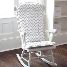 Rocking Chair Pads Cushions Wooden Rocking Chair Cushions For