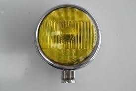 Bosch Yellow Fog Lights Genuine Bosch Yellow Fog Lamp Light K11120 Classic Porsche Mercedes Vw