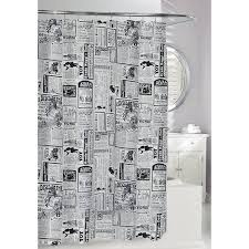 Type of shower Different Types Uks Mobility Moda At Home Zaverio Cotton Single Shower Curtain Walmartcom