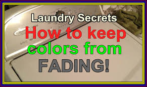 How To Keep Clothes COLORS From Fading  YouTubeHow To Wash Colors Without Fading