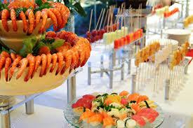 Shrimp Seafood At Buffet Dinner ...