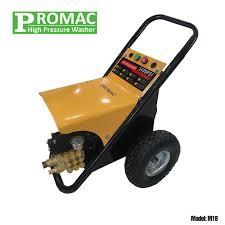 Máy rửa xe cao áp Promac M18 | Cung cấp máy vệ sinh - thiết bị vệ sinh