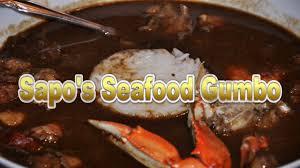 Seafood Gumbo Recipe - YouTube