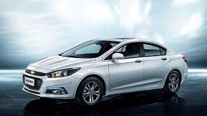 All-New Chevrolet Cruze Goes On Sale in China - autoevolution