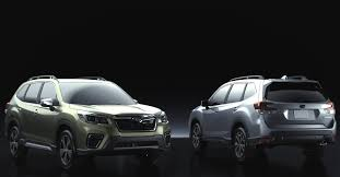 2019 Subaru Color Chart 2019 Forester Offers 3 New Colors No Cool Crosstrek Shades