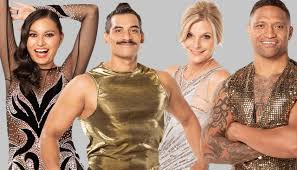 Dancing With The Stars NZ 2019 contestants: William Waiirua ...