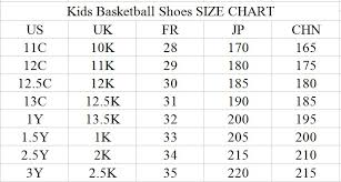 Boys To Girls Shoe Size Chart Kids 6 Rings Basketball Shoes Childrens Baby 6 Rings Sports Shoes Fashion Boys Girls Sneakers Size Euro 22 37 Best Sneakers For Kids Running Spikes