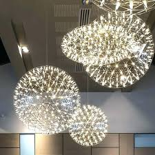 large orb chandelier crystal chandeliers extra exciting