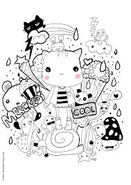 Sundae Kawaii Anime Chibi Food Wiring Diagram Database