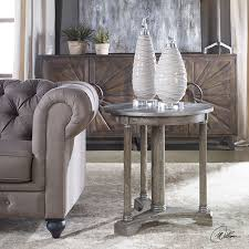 uttermost thema weathered gray accent