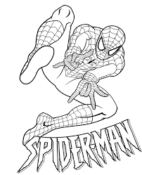 72 spiderman printable coloring pages for kids. Spiderman Driving Motorcycle Coloring Page Free Printable Coloring Pages For Kids