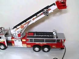 1988 new bright remote control firetruck unit 55 extendable 1988 new bright remote control firetruck unit 55 extendable ladder w sirens