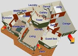 Earth Sheltered Homes Royal Oak Plans House 50659 Home Plans 3 Earth Shelter Underground Floor Plans