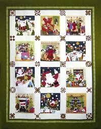 Night Before Christmas 78 X 96 By Sue Garman Sue Garman Quilt ... & Night Before Christmas 78 X 96 By Sue Garman Sue Garman Quilt Patterns Sue  Garman Quakertown Adamdwight.com