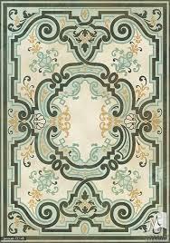simple carpet designs. Painted Faux Carpet Simple Designs