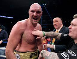 Tyson Fury: How boxer survived 12th ...
